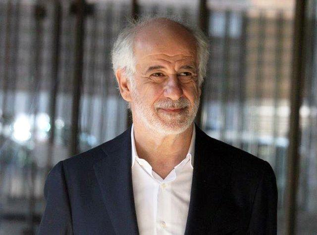 Toni Servillo, foto Pietro Coccia