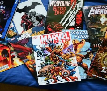 Ancona Comics 2019: fumetti