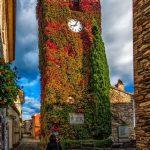 Foliage Marche: Frontino