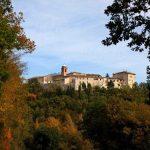 Foliage Marche: Genga