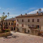 Borgo di Monte San Martino