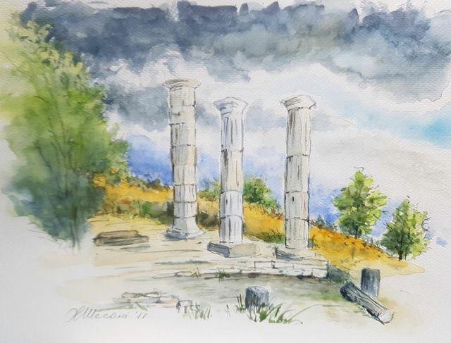 Area archeologica La Cuma