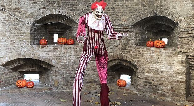 Halloween 2018, Corinaldo