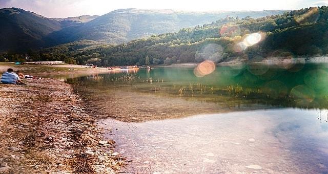 Marche turismo, Lago di Fiastra
