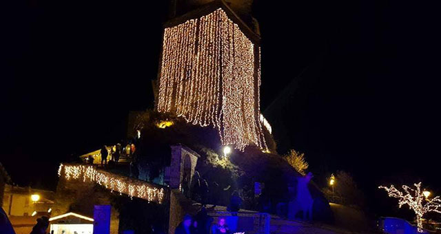 Mercatino di Natale a Frontone