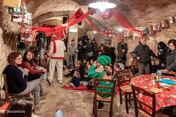 Magico Mondo di Babbo Natale a Pergola: eventi bambini