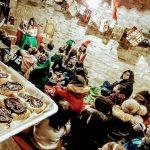 Magico Mondo di Babbo Natale a Pergola: merenda