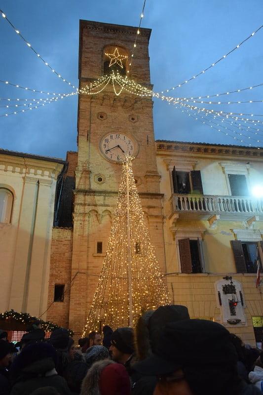 Mombaroccio, Natale