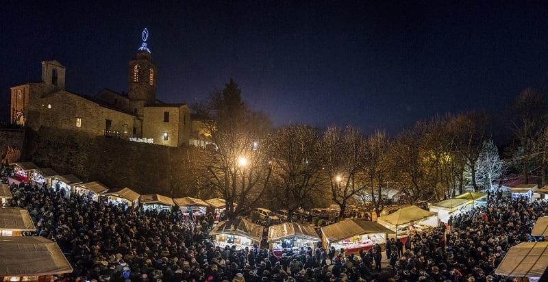Natale 2019: Candele a Candelara
