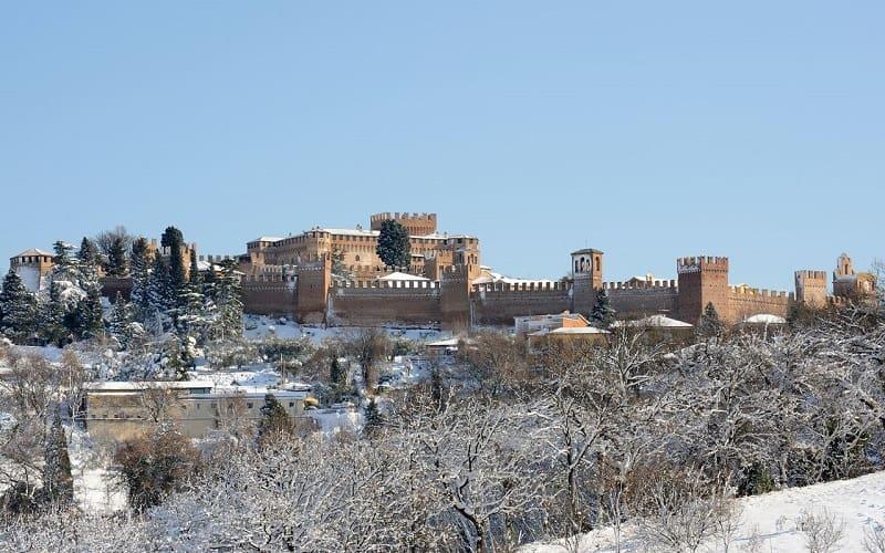 Natale 2019: Il Castello di Natale a Gradara