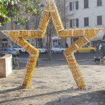 Senigallia luminarie Natale: stella
