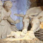 Presepe di Urbino, dettaglio