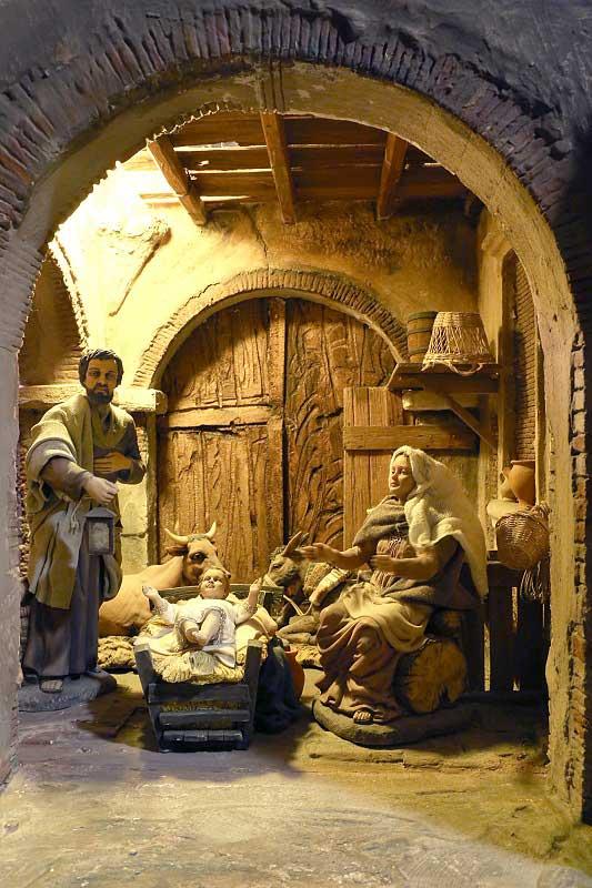 Presepe di Urbino