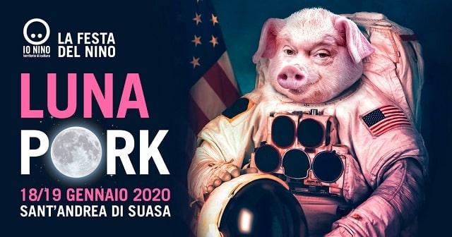 La Festa del Nino 2020, locandina