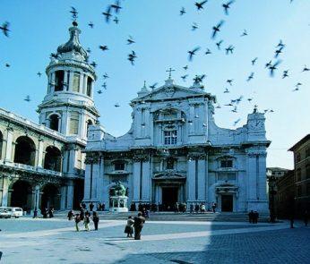 Loreto, Basilica