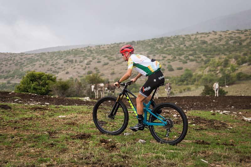 Marche Outdoor, Vincenzo Nibali: bike