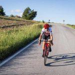 Marche Outdoor, Vincenzo Nibali: bici