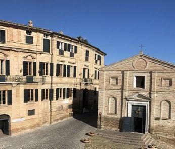 Recanati, Palazzo Leopardi