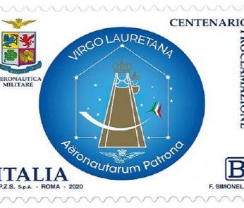 Giubileo Lauretano: francobollo Madonna di Loreto