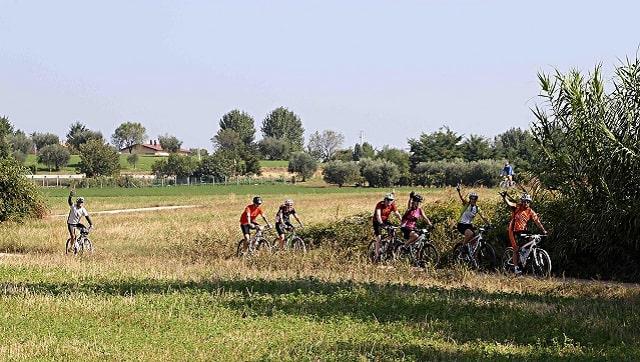 Parchi Regionali e Riserve Marche: bike