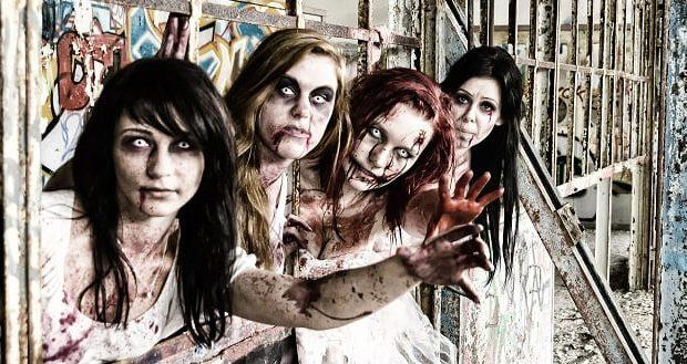 Horror Festival di Monte Urano: zombie