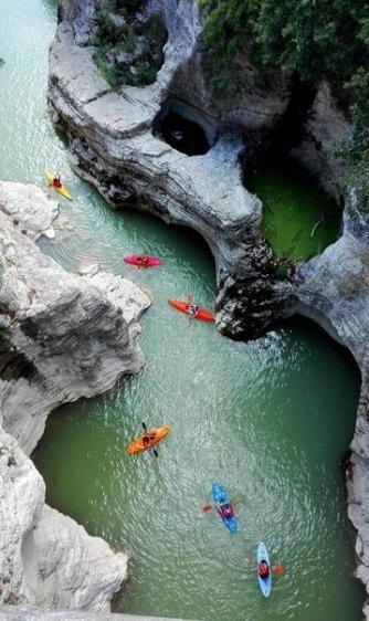 Marmitte dei Giganti: rafting