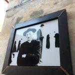 Street Art nelle Marche, Mondolfo Galleria senza soffitto: foto